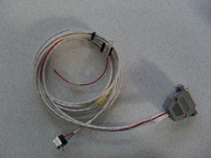 Cablaggio Becker BXP-6401 at encoder, senza kit connettori