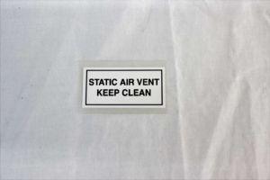 Adesivi static port , venduti a singolo pezzo