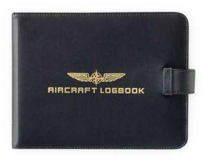 Porta libretto di volo AIRCRAFT