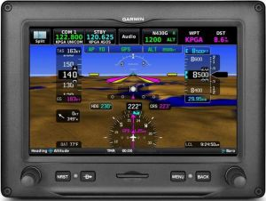 "G3X Touch – GDU 460, 10.6"" display"