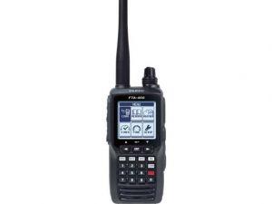 Yaesu FTA-450L (8,33kHz), ricetrasmittente portatile