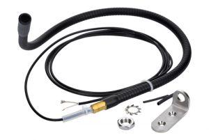 Microfono SM4 a braccio tipo Electret per ricetrasmittenti KRT2