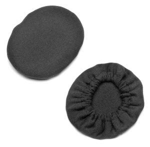 Calzine di copertura cuffia (coppia), in stoffa