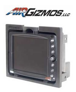 Staffa da incasso GPS Avmap Geopilot II Panel dock Air Gizmoz