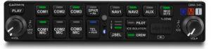GMA 345 Audio Panel Versione 3-Comm