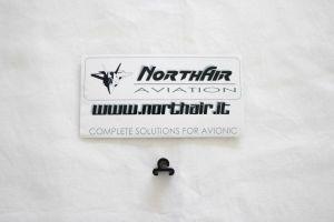 Clip cavo cuffia per archetto per cuffie serie HD / Cord Clip