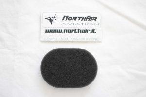 Filtro basso sopra altoparlante per cuffie serie HD / Ear Foam Filter Small