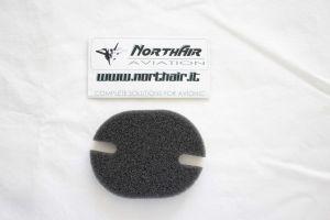 Filtro sotto altoparlante per cuffie serie HD / Dome Backing Foam