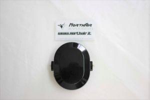 Padiglione plastico destro colore nero per cuffie serie HD / Right Dome Enclosure For HD-1200 Series