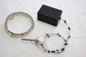 Modulo Dimmer singolo canale con Potenziometro e Strip Led