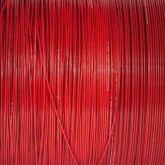Cavo Aeronautico MIL M22759/16-22-2 AWG 22 colore rosso