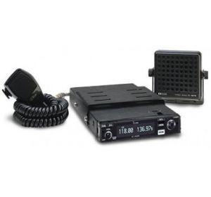 Staffa auto Icom modello MB-53 con microfono HM-176 e altoparlante