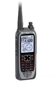 Icom IC-A25NE GPS Nav Com Radio, 8.33 kHz