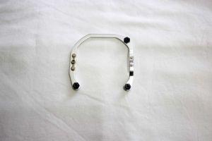 Staffa di montaggio per Efis G5 / SMP, Mounting Rack, G5