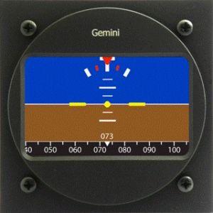 Orizzonte Artificiale Gemini PFD