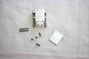 Guscio in metallo Garmin Backshell Kit da 37/62 Pin, PN: 011-01855-03