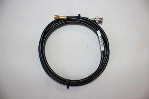Cablaggio Antenna Flarm per ADSB  RG58 3 mt con BNC Maschio / SMA rev. Femmina