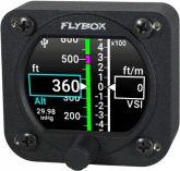 Flybox Omnia57 ALTI-VARIO, Altimeter/Variometer