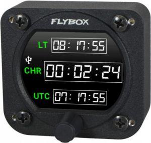Flybox Omnia57 CHRONO, Chrono+GPS Data  Viewer