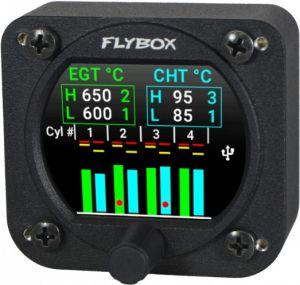 Flybox Omnia57 CHT-EGT-4+4