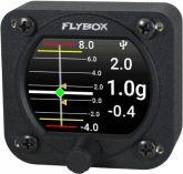 Flybox Omnia57 G-METER, 2-Axis G-meter