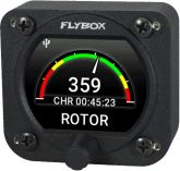 Flybox Omnia57 RPM ROT, Rotor Tachometer