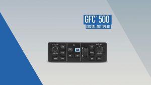 Beech F33A, Kit, GFC 500 Install, 2 Axis
