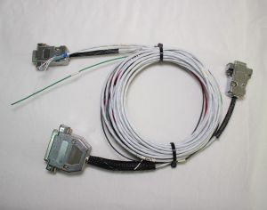 Cablaggio Microair T2000 at encoder, completo con kit connettori