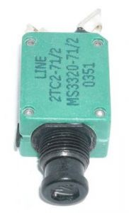 Breaker 2TC2 Series 2TC2-25, 25 Amp