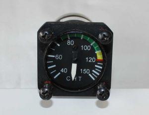 "Indicatore CHT Rotax 912, 1 1/4""d, UMA, *** usato p/n N12116V1500010"