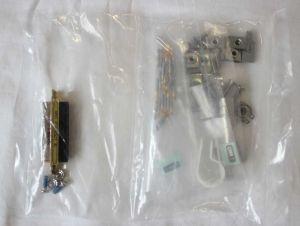 Installation kit ICOM IC-A220T connettore DSUB , viti e BNC Mounting Tray