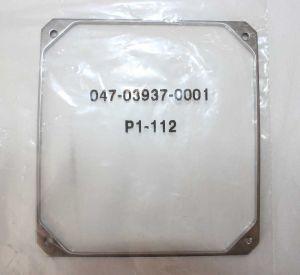 Mounting Base P/N 047-03937-0001 - NUT PLATE W/FINISH , Bendix King