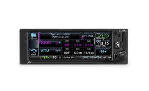 GNC 355 GPS/Comm Radio with LPV Approaches, Database international