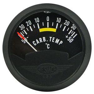 Indicatore temperatura AirBox 52d fornito con sonda filetto 1/4X28 THD