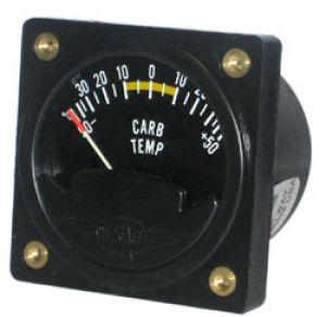 Indicatore temperatura AirBox 57d fornito con sonda filetto 1/4X28 THD
