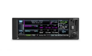 GNC 355A GPS/Comm Radio with LPV Approaches, Database international