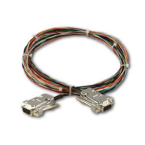 "Cavo di rete - Both ends with connectors, 8"" long, SV-NET-8inCC"