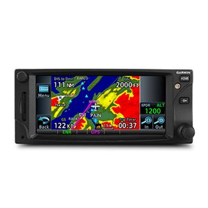 GTN 625Xi Black GPS system