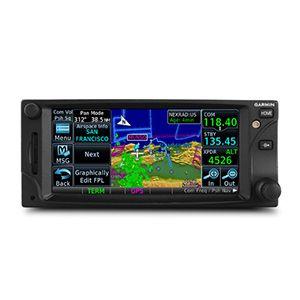 GTN 650Xi Black GPS/NAV/COM system