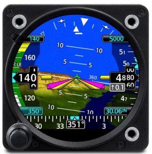 Indicatore GI 275 ADAHRS w/GMU 44B, Class III/Part 25, Kit completo