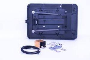 Staffa da incasso Guardian Avionics, pacchetto SmartPanel per Apple iPad Pro 11-in, con ventola da 14V.  e alimentatore