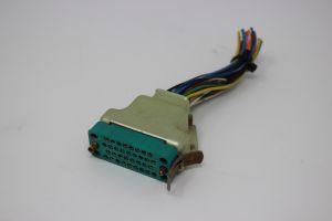 Connettore 34 poli / Winchester Electronics MRAC 34S Miniature Rectangular Connectors