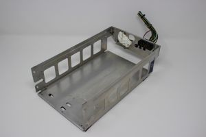 Slitta ARC p/n 40900 per R546E con backplate e connettori / mounting rack , backplate and connector kit