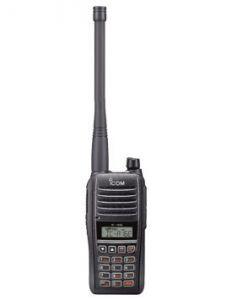 Icom IC-A16E Icom – Ricetrasmettitore aeronautico portatile VHF/AM