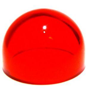 Vetro di ricambio luce alare Whelen, colore rosso