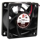 Ventilatore assiale in c.c. RS PRO, 60 x 60 x 25mm, 39.1m³/h, 12 V c.c.