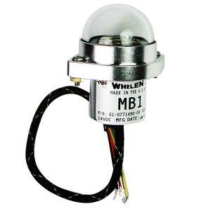 Whelen Microburst 1, Luce di coda Strobo e Nav, Tipo MB1