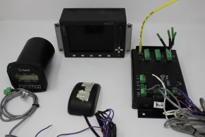 Sistema EIS, GPS ed EIS mod. Digiflight FMS 100, completo di unità di acquisizione ** Usato **