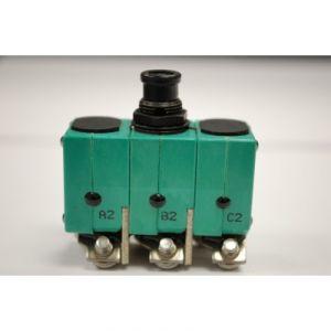 Circuit Breaker 6TC2-5, MS14154-5, 5 Amps. **Usato**