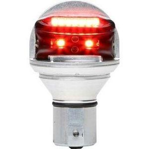 Luce di posizione LED, mod. Whelen CHROMA, 28V, colore rosso, TSO
